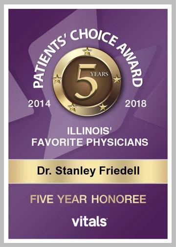 American Registry Five Year Honoree Award Badge 2014 - 2018