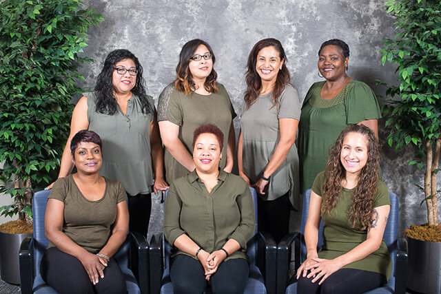 Northwestern Gynecologist Chicago - New Support Staff. Brittney, Christina, Evelin, Jacqueline, Linda, Marisol, Mayra